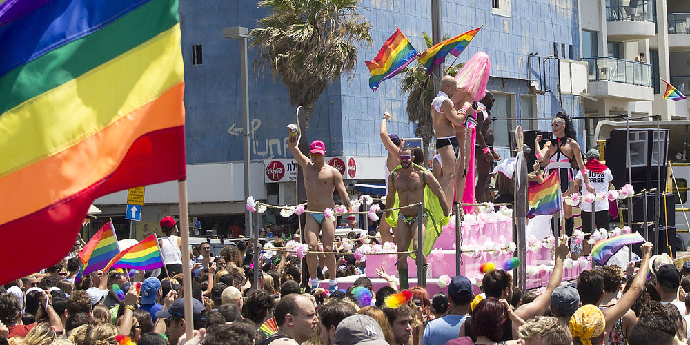 Everything You Need to Know About L.A. Pride's #ResistMarch 2017