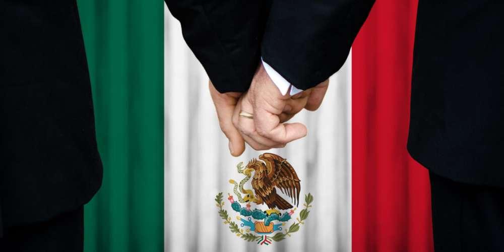 Ciudad de México: Una Ciudad, Dos Gobiernos que Se Oponen Amargamente en los Derechos de los Hombres Gay