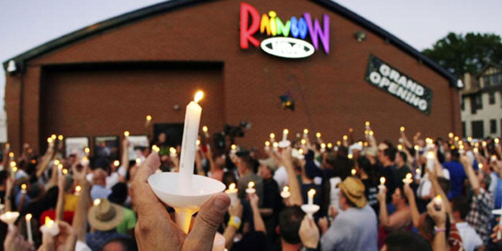 Fort Worth Gay Bar Rainbow Lounge Burned to the Ground Last Night