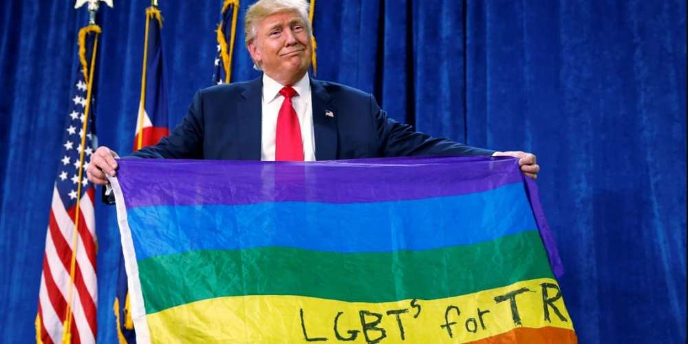 White House Ignores LGBTQ Pride Month For the Second Year, Honors 'National Ocean Month' Instead (Updated)