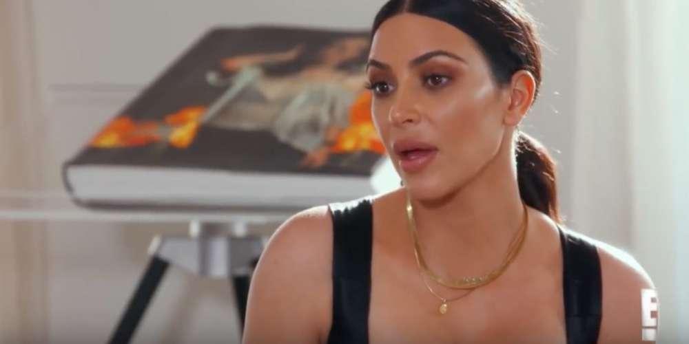 Kim Kardashian and Kris Jenner Read Caitlyn Jenner in New 'KUWTK' Clip
