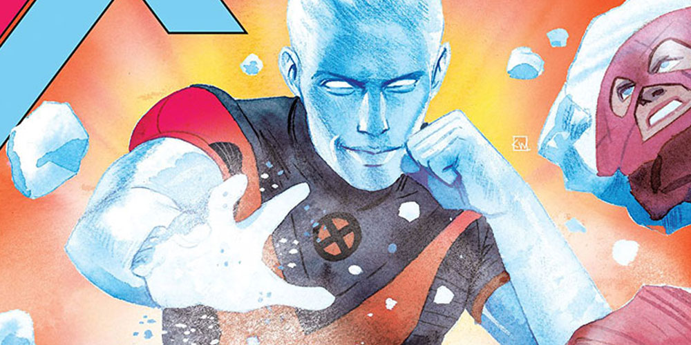 Iceman #1: The X-Men's Frosty Gay Hero Battles a Bigot in Brand-New Series