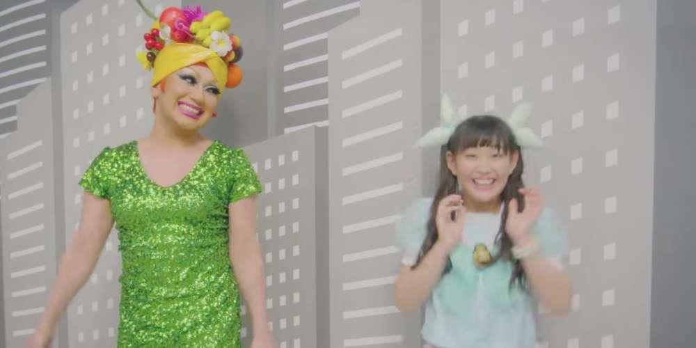 Thanks, But No Thanks: Japanese Pop Group Takoyaki Rainbow's Pride Single Falls Flat