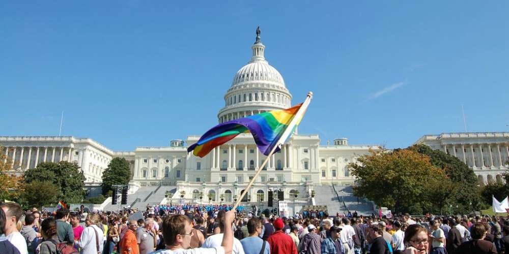 Aquí Está Todo lo que Necesitas Saber Sobre la Marcha de Igualdad en Washington DC