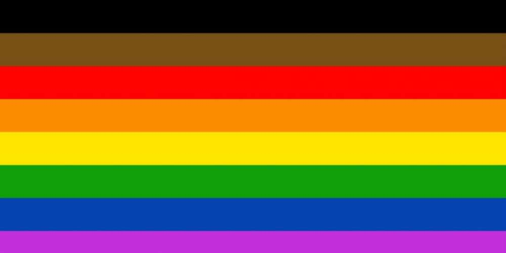 Philly's Pride Flag Is About to Get Two New Black and Brown Stripes, and Here's Why