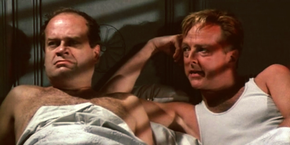Gayest Episode Ever: When 'Frasier' Finally Acknowledged Its Subtext