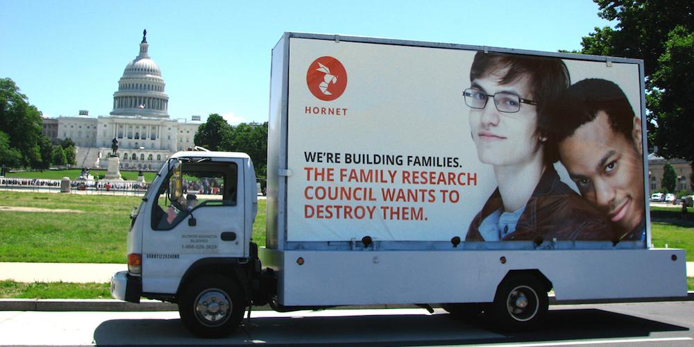 Hornet Va Tras los Grupos de Odio Anti-LGBTQ con Nueva Campaña Nacional