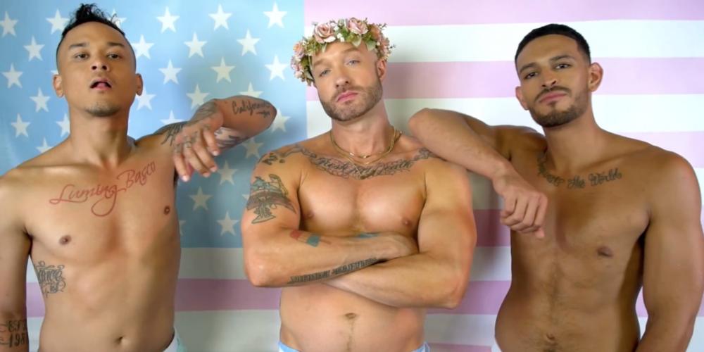 Cazwell Dice «Make America Femme Again» en su Nuevo y Sexy Video
