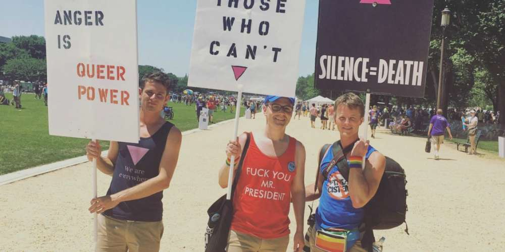 18 Must-See Signs From the Equality March in Washington, D.C.