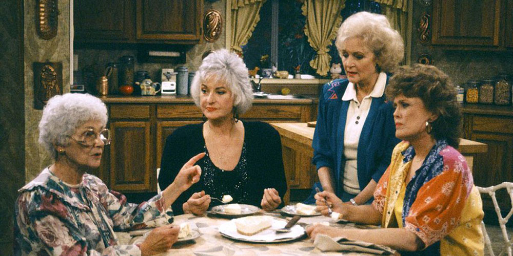 A Gay Male Version of 'The Golden Girls' Could Soon Appear on TV