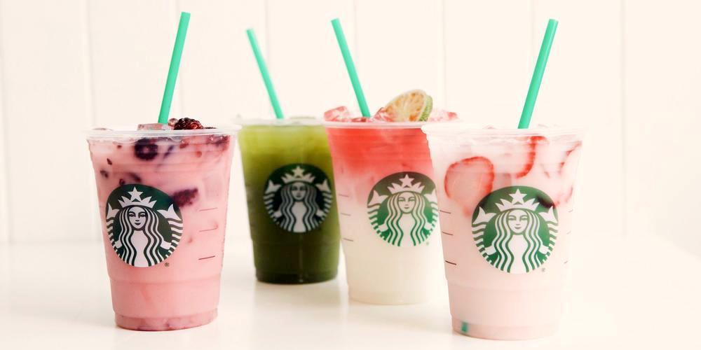We Went to Starbucks and Taste-Tested the 4 New Lady Gaga Drinks
