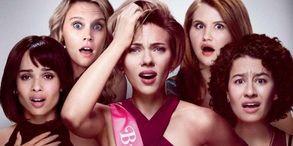 'Rough Night' Star Scarlett Johansson Is Most Comfortable at Gay Bars