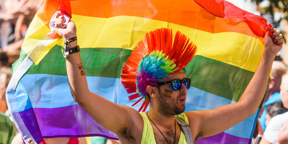 More People Than Ever Are Attending Pride Celebrations. Is Trump the Reason?