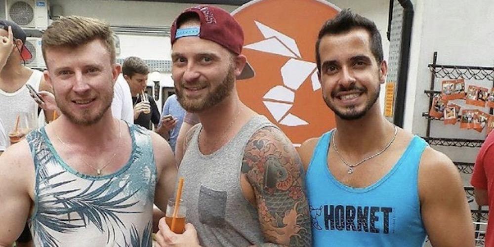 Hornet Brings Signature Orange Cocktails to São Paulo Nightlife