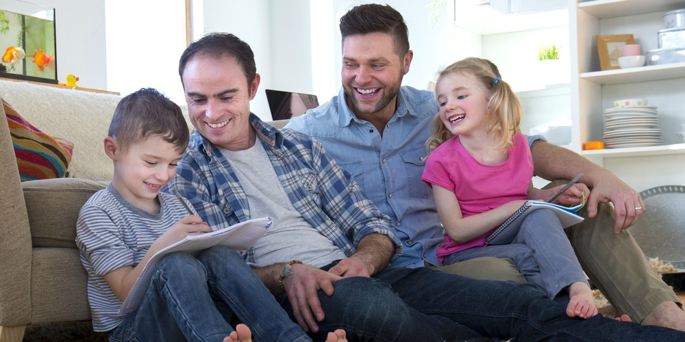 5 Misconceptions About Being a Gay Dad — And Why They're Wrong