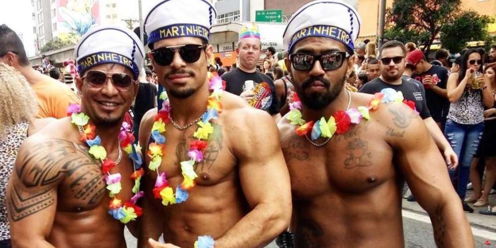 40 photos instagram fabuleuses de la Pride LGBT dans les rues de São Paulo