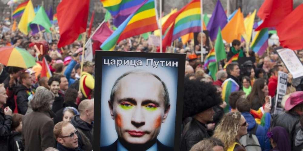 Russia's Ban on 'Gay Propaganda' Violates International Law