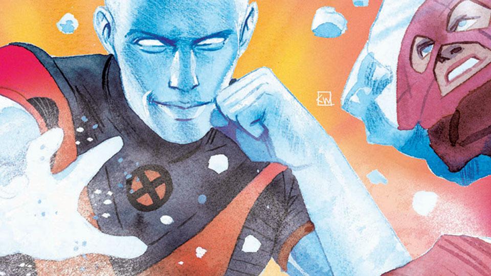 lgbtq comic book iceman