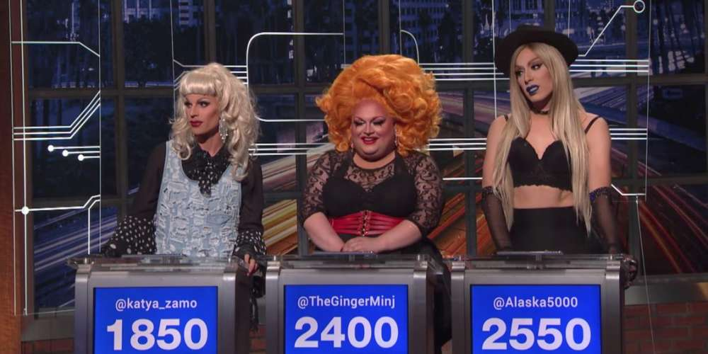 Watch These Queens Give GOP Politicians the Drag Names They Deserve