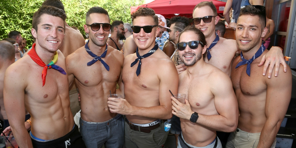 NYC Pride 2017: 50 Pics From the Celebration's Best Parties