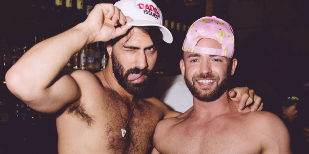 'Daddy Issues' Is a Sexy New Addition to L.A.'s Gay Nightlife (Photos)