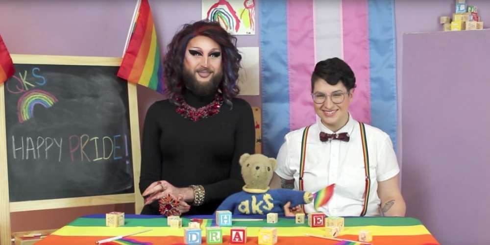 'Queer Kid Stuff' Explains LGBTQ Issues to Children in an Easy and Fun Way