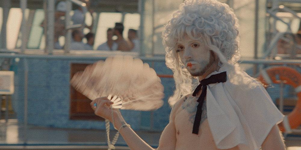 Le réalisateur de 'Dream Boat' raconte les défis d'un tournage sur une croisière gay
