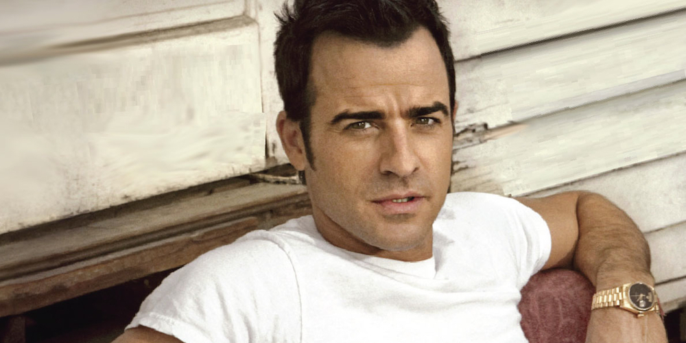 Want to Finally See Justin Theroux Naked? Here's How.