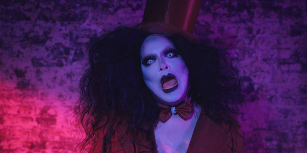This Drag Queen's Babadook-Inspired Music Video Is a Real Scream