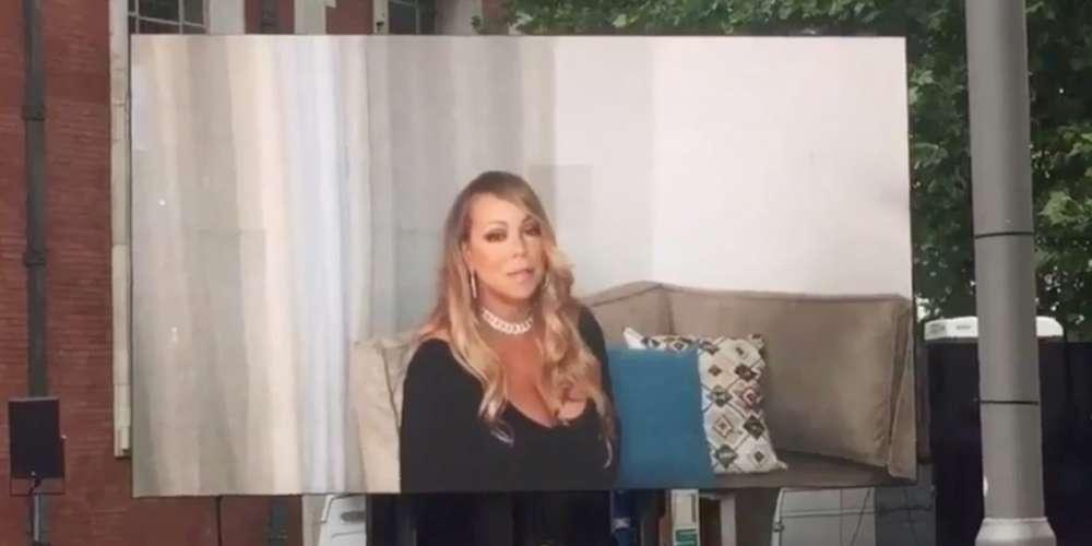 Mariah Carey Honors Manchester Bombing Victim Martyn Hett with Touching Video