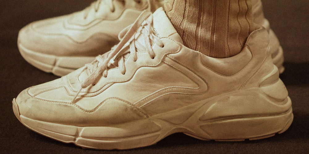 Why is the Ugly Sneaker the New Trend in Fashion Footwear?