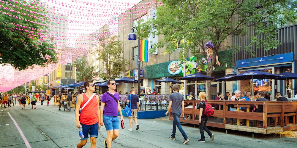 La Guía Gay de Hornet: Montreal