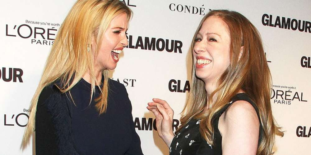 New Play Brings Ivanka Trump and Chelsea Clinton Together Onstage