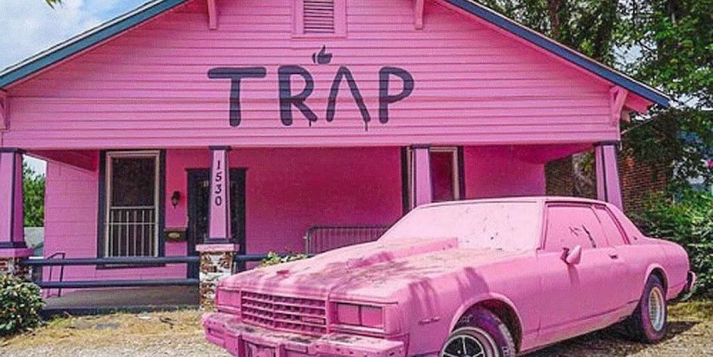 2 Chainz's Pink Trap House Becomes a Free HIV Testing Center