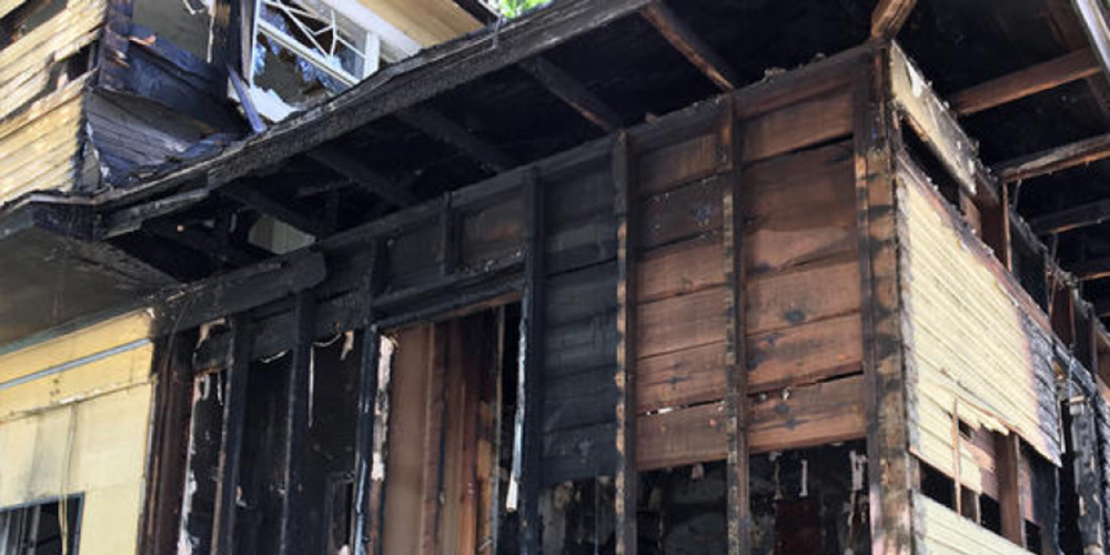 An Arsonist Torched Dallas' Black LGBTQ Center Last Night