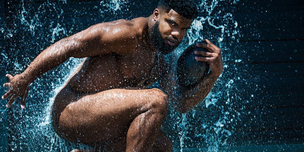 The ESPN Magazine Body Issue Has Lots of Naked Athletes For You To Sweat Over (Photos)