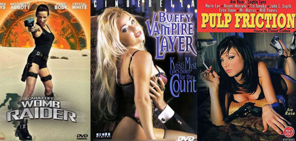 The Top 10 Porn Parodies of All Time