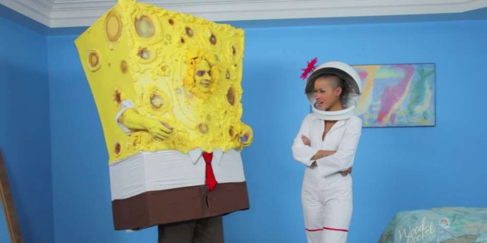 SpongeKnob SquareNuts and Whorey Potter: 20 More of the Best and Strangest Porn Parodies