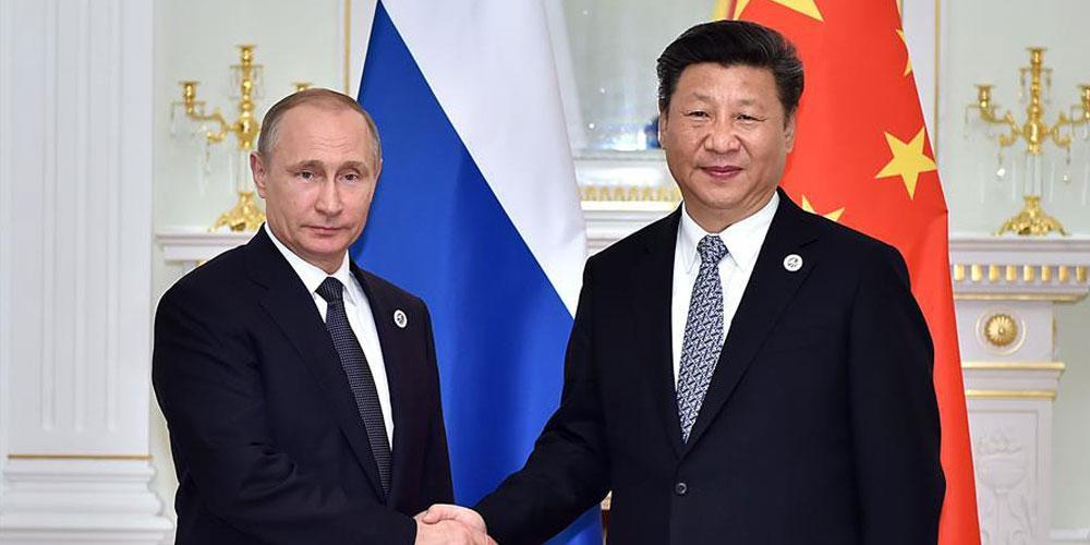 China Just Banned Any Criticism of Russia's Anti-LGBTQ President Vladimir Putin on Social Media