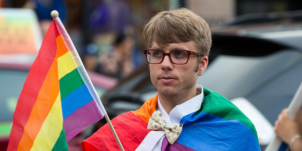 How LGBT Activism Turned Politics Gay