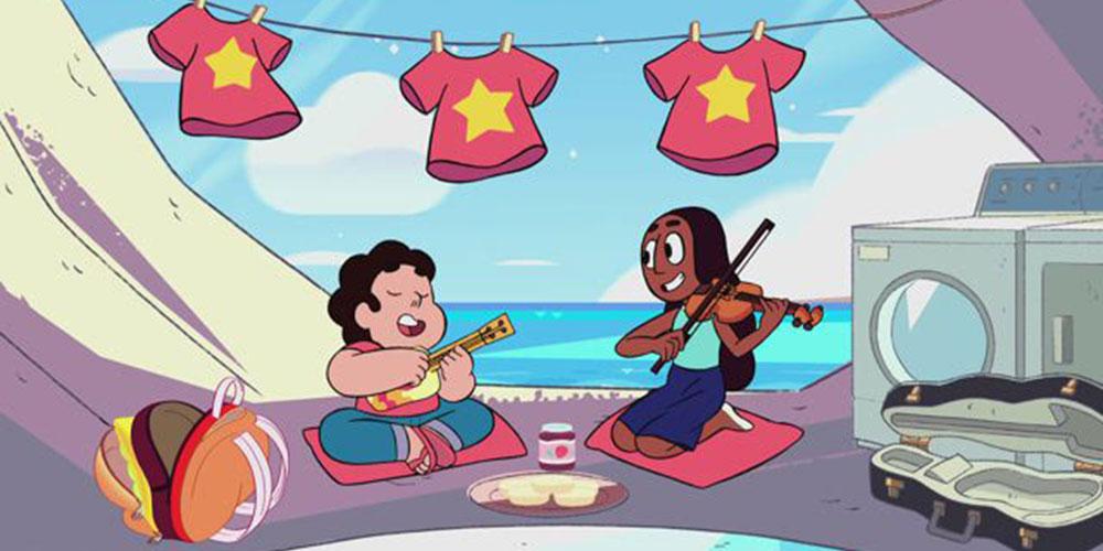 La Creadora de 'Steven Universe' se Disculpa por el Personaje «Racialmente Insensible' del Nuevo Libro