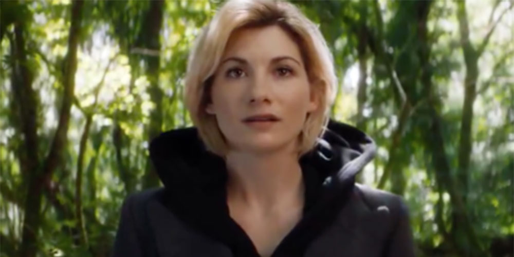 'Doctor Who' Casts Its First Female Doctor Ever in the Show's 54-Year History