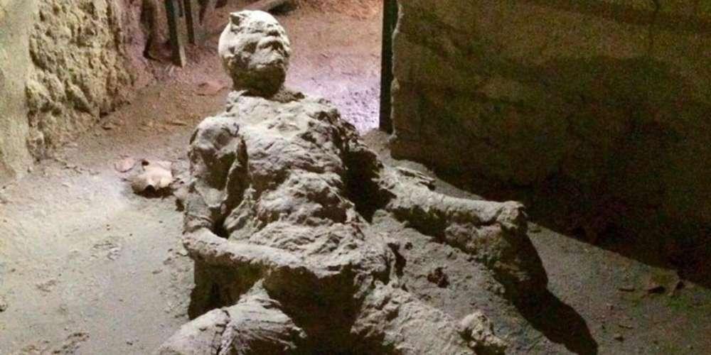 La antigua pornografía de Pompeya puede probar que el Nuevo Testamento no es anti-gay