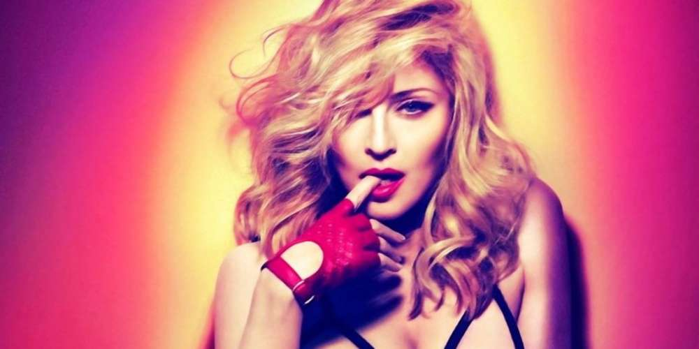 Madonna Sues to Stop the Auction of Her Tupac Breakup Letter and Sharon Stone Trash-Talk Notes