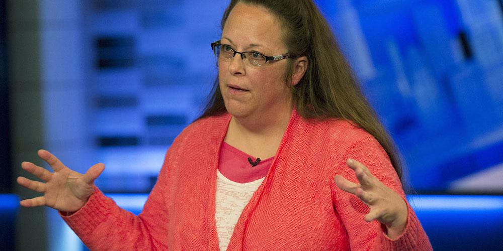 Kim Davis' Anti-Gay Marriage Shenaningans Will Likely Cost Kentucky Taxpayers $222,695