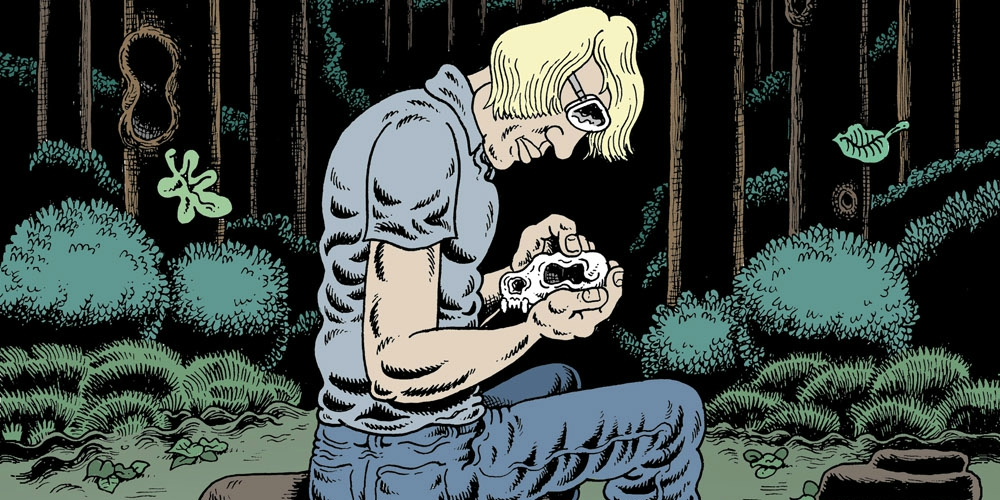This Cartoonist's Chilling Work Inspired the New Jeffrey Dahmer Biopic