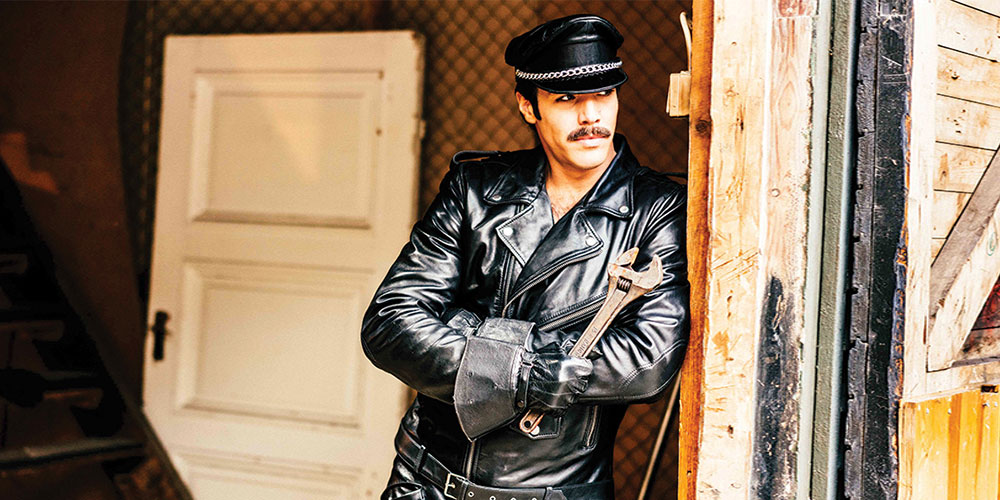 'Tom of Finland' Director Promises to Smuggle His Film Into Anti-Gay Russia