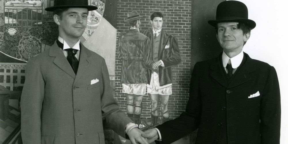 Next Month, These Two Men Will Turn a Manhattan Church Into 'The Oscar Wilde Temple'