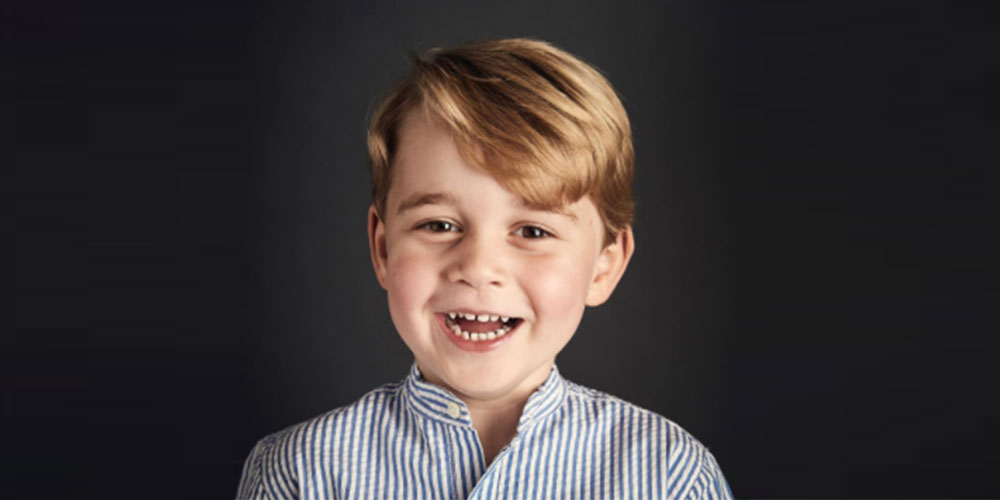 Why Are People Speculating About 4-Year-Old Prince George's Sexuality?