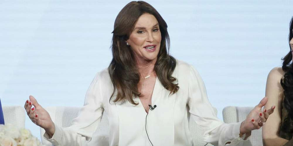 Here's Caitlyn Jenner's Lengthy Response to Donald Trump's Vile Trans Ban
